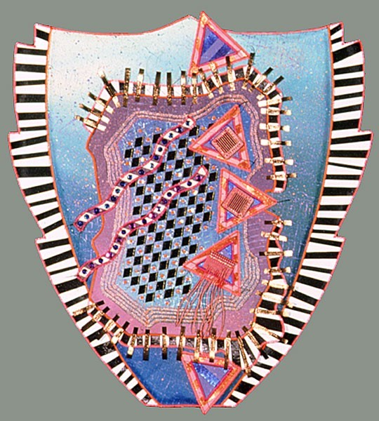 Microwave Menopause Shield